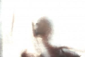 'Self-portrait in surrender 8'