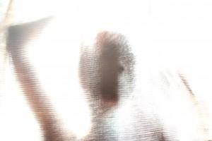 'Self-portrait in surrender 9'